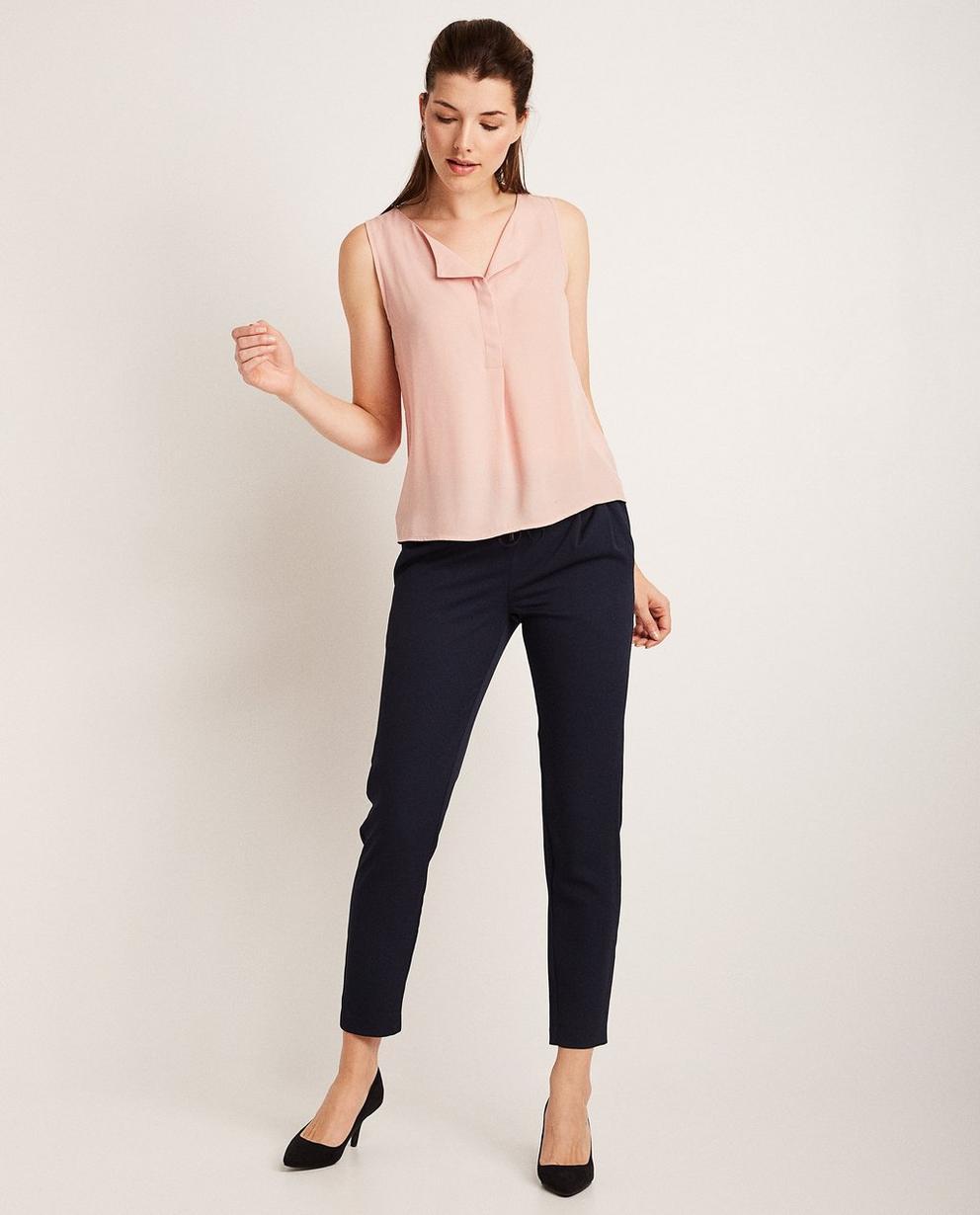 Pantalon souple - taille élastique - JBC